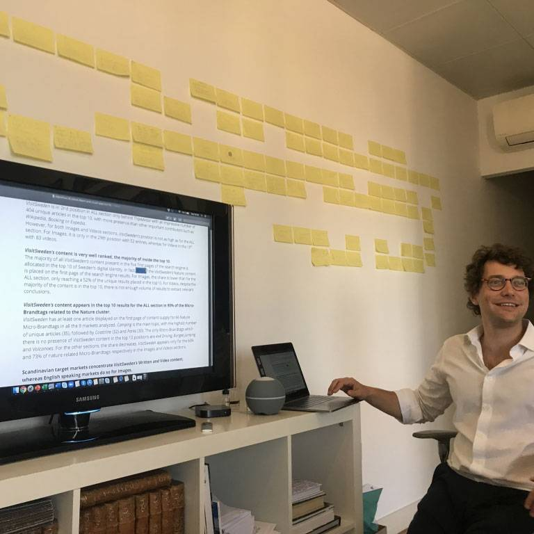 D2 - Analytics workshop: Gonzalo Vilar, Partner and Head of Big Data presentation.