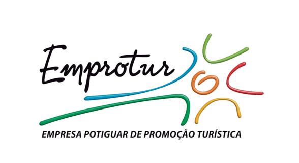 EMPROTUR logo Rio Grande do Norte, Brazil